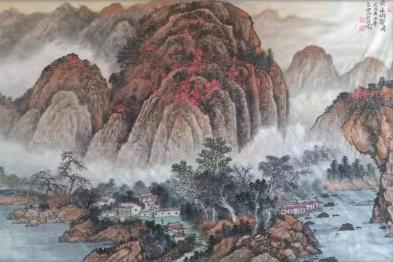 年度主推:著名画家张玉田