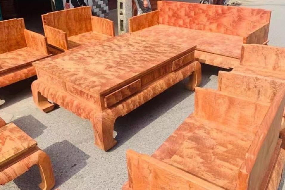 简单直接粗暴地介绍大果紫檀红木家具,看一眼就刻进你的骨髓里