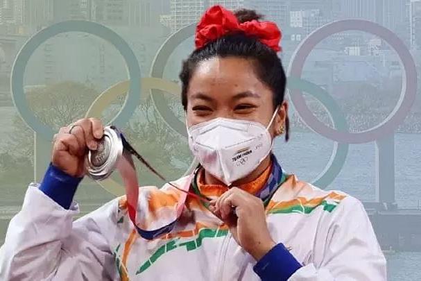 印度东奥银牌得主享终生免费披萨和电影票!举重女将获得意外赞助
