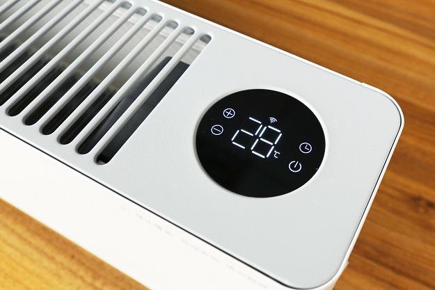 米家踢脚线电暖器E到来 外形神似烤架体验如何?
