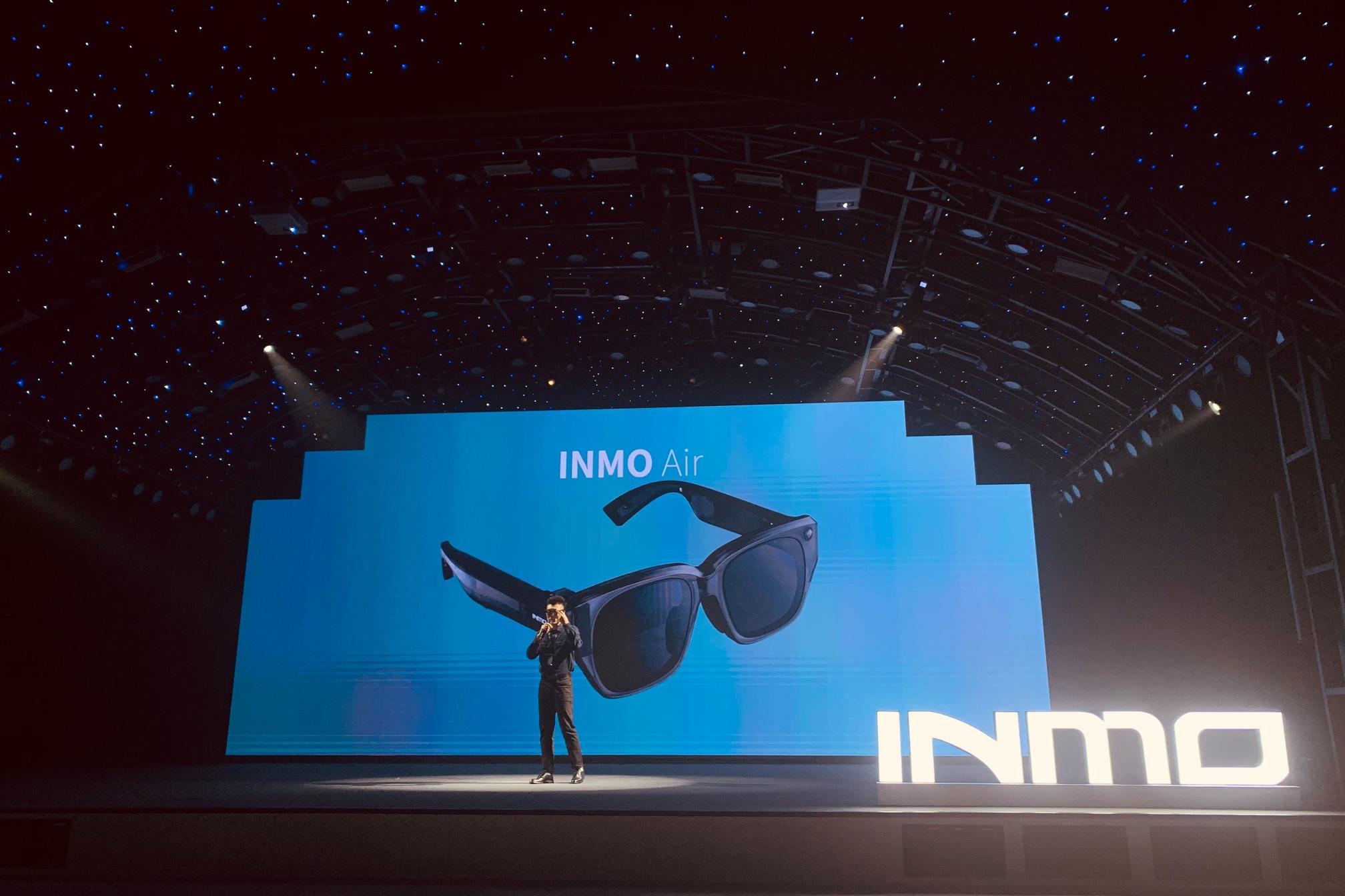 影目科技发布AR眼镜INMO Air,售价399美元起