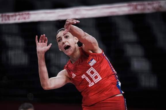 博斯科维奇狂砍34分!塞尔维亚3-0横扫日本,拉西奇状态不减当年