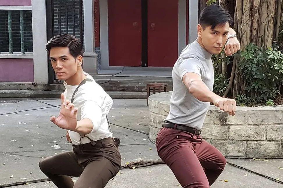 陈展鹏主演变客串,但我却更期待TVB新剧《隐形战队》了!