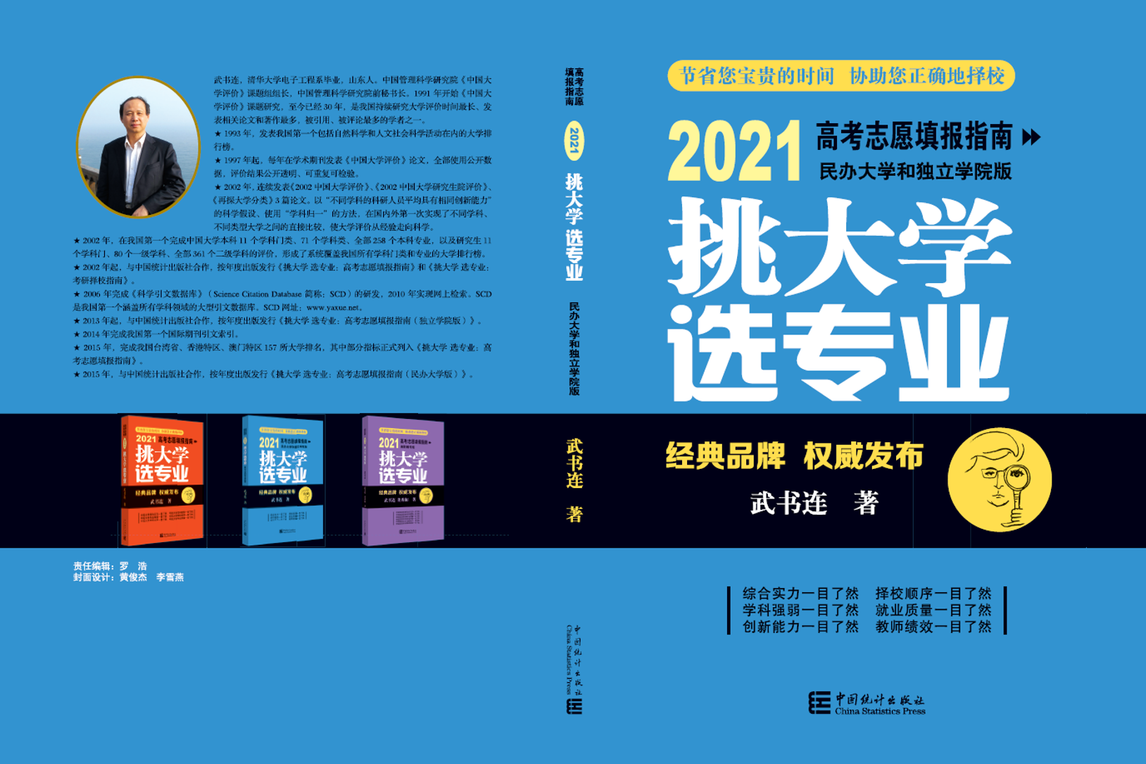 武书连2021中国民办大学和独立学院排行榜发布