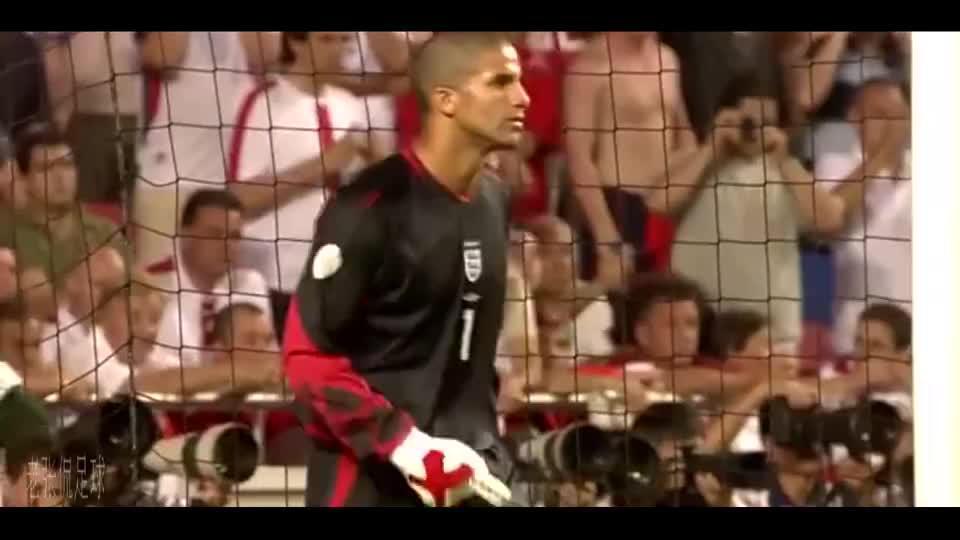 00年欧洲杯经典进球