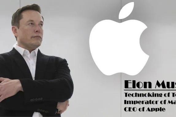 特斯拉CEO要当苹果总裁,库克听完直接飙粗口?