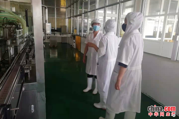 烟台市市场监管局高新区分局开展冷冻饮品生产企业专项检查