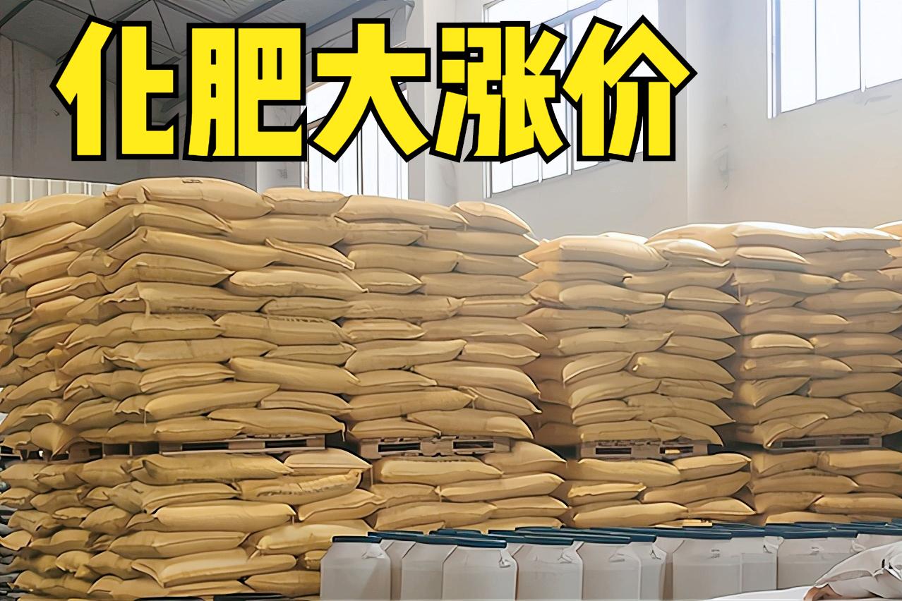 尿素直冲3000元/吨,钾肥有价无市,磷肥半年涨800,化肥市场咋了