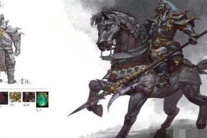 东汉末年天下第一骑兵部队:破马超,擒刘备女儿,虎豹骑强在哪?