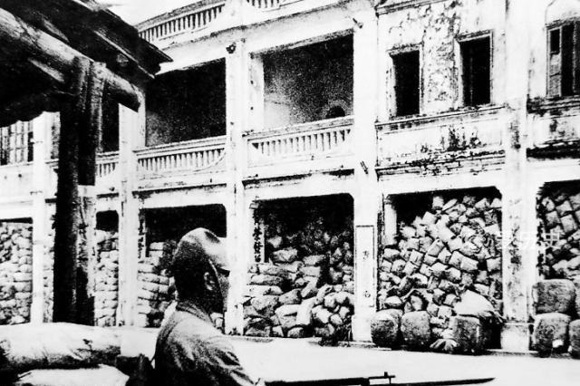 日军铁蹄下的汕尾 堆积如山的抗战物资遭洗劫 汉奸的行为令人不齿