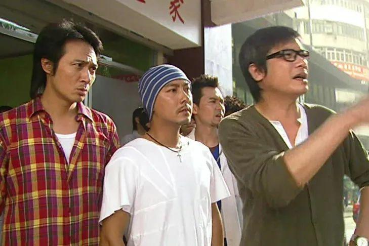 看到吴镇宇张卫健加盟《追光吧!哥哥》,才发现他俩原来合作过!