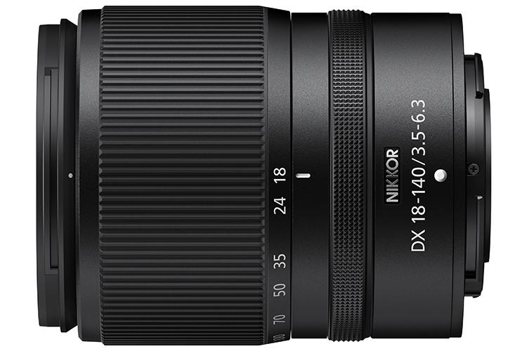 尼康发布Z DX 18-140mm f/3.5-6.3 VR镜头 五档防抖仅重315g