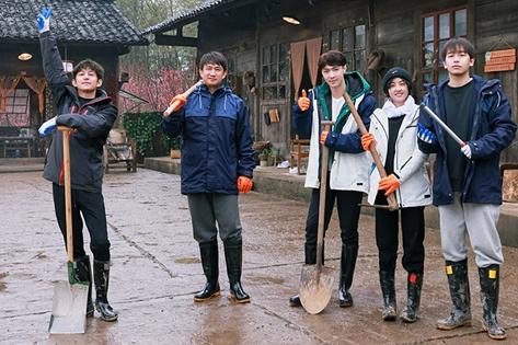 张艺兴把努力刻在骨子里,期待第六季的到来