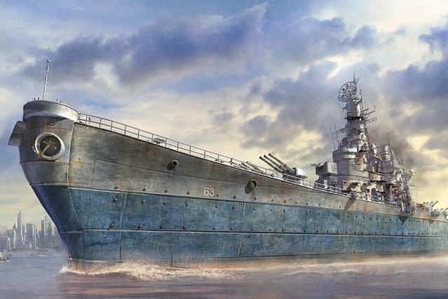 世界海军史上,用军舰撞击军舰以抵近侦察的事例