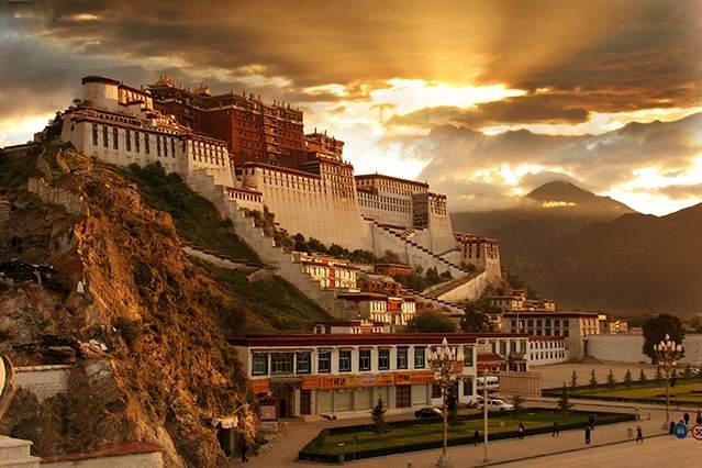 回顾2005年秋季14天自驾游西藏阿里,那时的天好蓝,人好淳朴