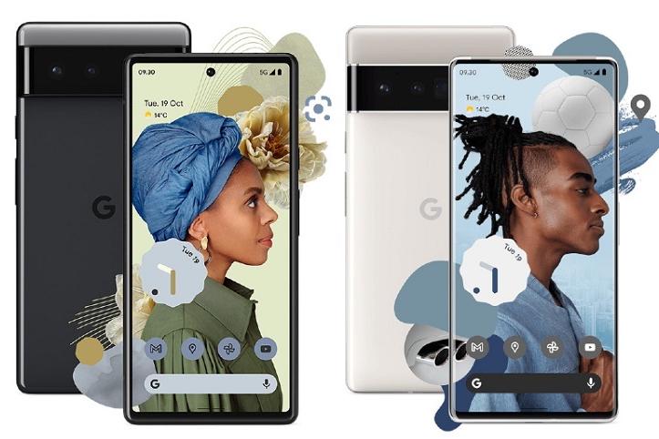 谷歌Pixel 6系列手机发布,首次搭载自研芯片,售价约为3800元起