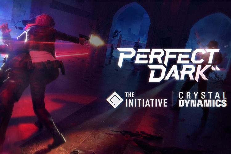 微软《完美黑暗》将由Initiative与SE旗下水晶动力合作开发