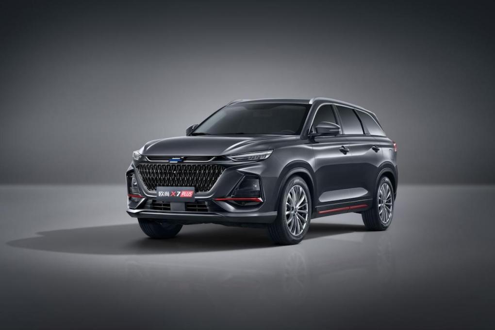 当红一代中国品牌SUV实力满分,长安欧尚X7 PLUS即将上市