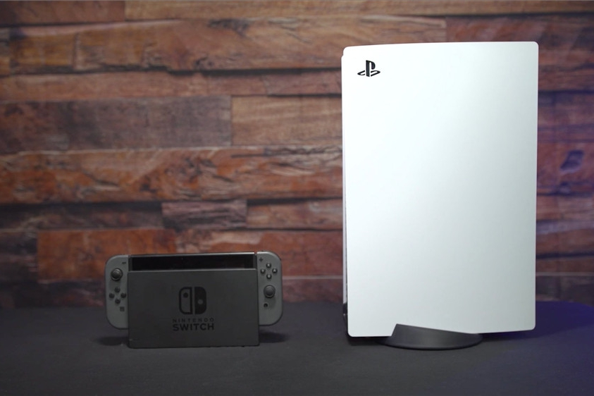 PS5终结Switch美国市场33个月销量连霸 成为9月最热游戏机