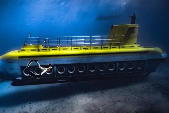 常规动力潜艇燃料燃烧的氧气从哪里来?