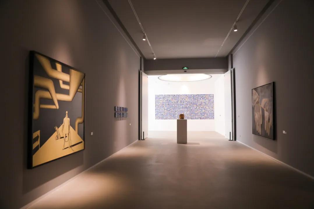 """""""绵延:变动中的中国艺术""""常设展在北京民生现代美术馆开幕"""