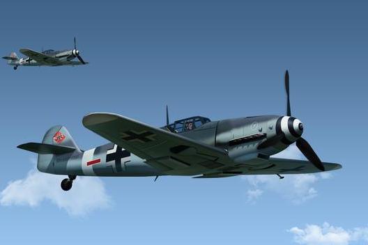 第一次世界大战后,全世界都开始注重飞机在战争中的巨大潜力