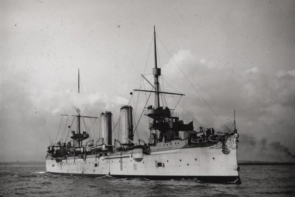 """甲午海战的""""明星""""吉野舰,真是清朝买不起后转卖给日本的吗"""