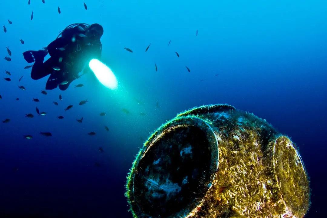 潜入地中海的海底,听沉船遗迹讲讲马耳他的故事