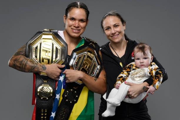 UFC女子双冠王阿曼达·努涅斯感染新冠退出UFC 265期比赛