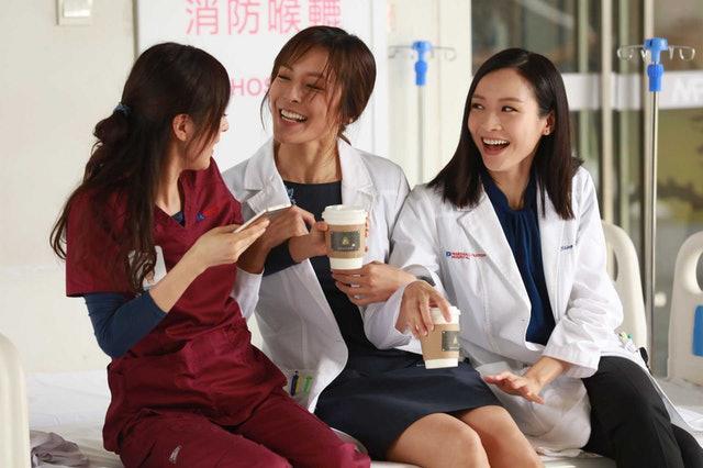 TVB视后唐诗咏重游明城北,暗示李佳芯回归《白色强人2》