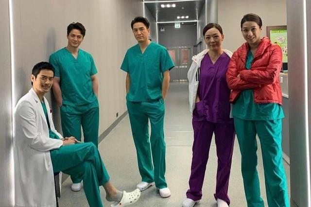 TVB下半年新剧来了,视帝扎堆斗演技,前花旦钟嘉欣惊喜回归