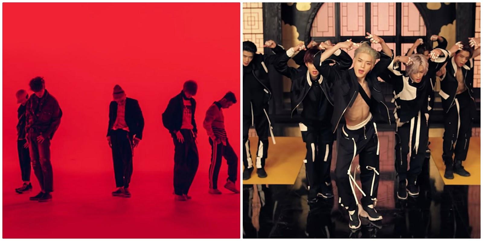 13个K-Pop韩国偶像组合从出道到现在变化很大