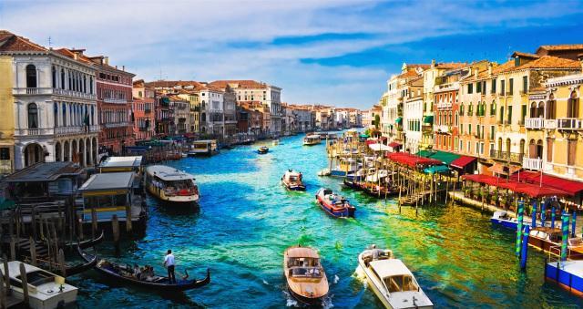 威尼斯gdp_世界上最有钱的城市之一,GDP远超欧美发达国家,就在我国!