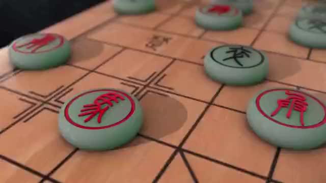 全国团体赛精彩对局:郑惟桐大战谢靖,一招得手就是全局碾压