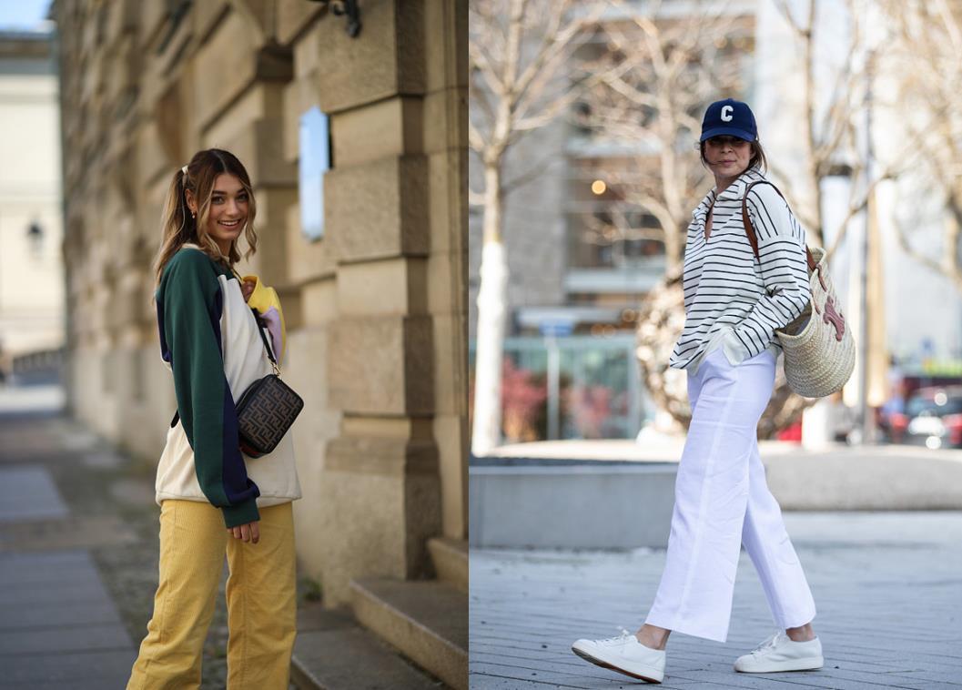 春天不知道穿什么,卫衣穿搭你值得拥有,教你如何时髦变漂亮