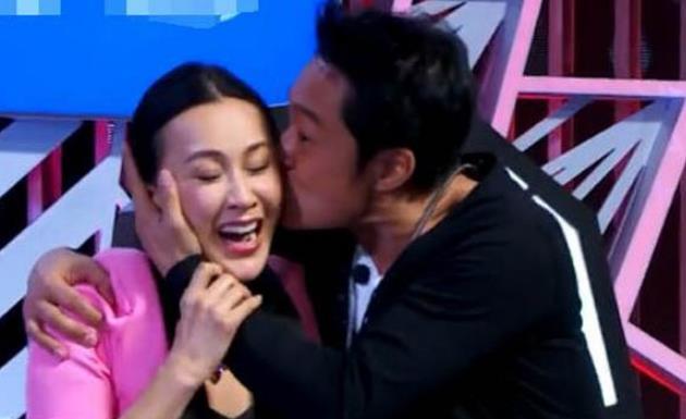 盘点:被马景涛强吻过的女星