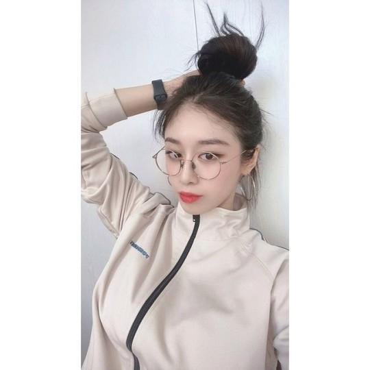 T-ARA朴智妍热恋报道后首次近况 展示出众美貌