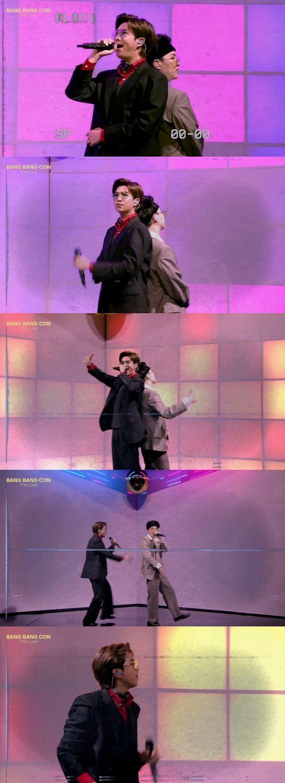 金南俊在《Bang Bang Con The Live》中向ARMY道歉 因舞蹈错误