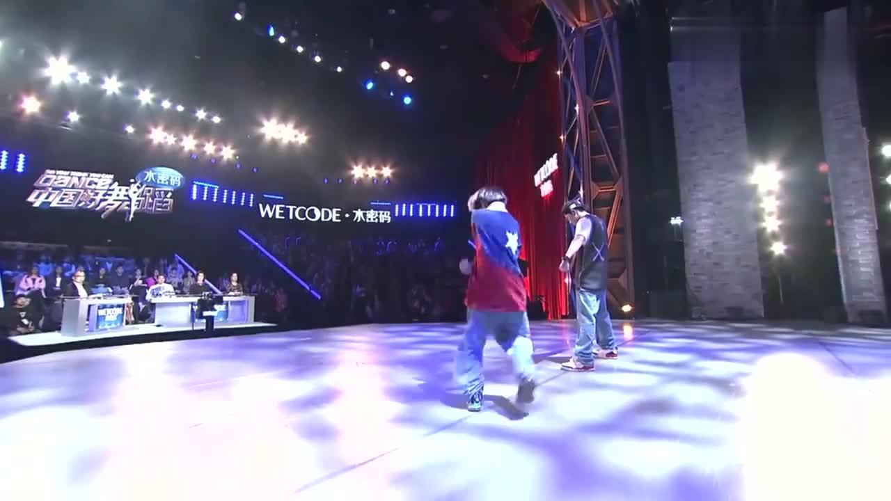 中国好舞蹈:河南师生组合,快乐街舞表演,引黄豆豆鼓掌