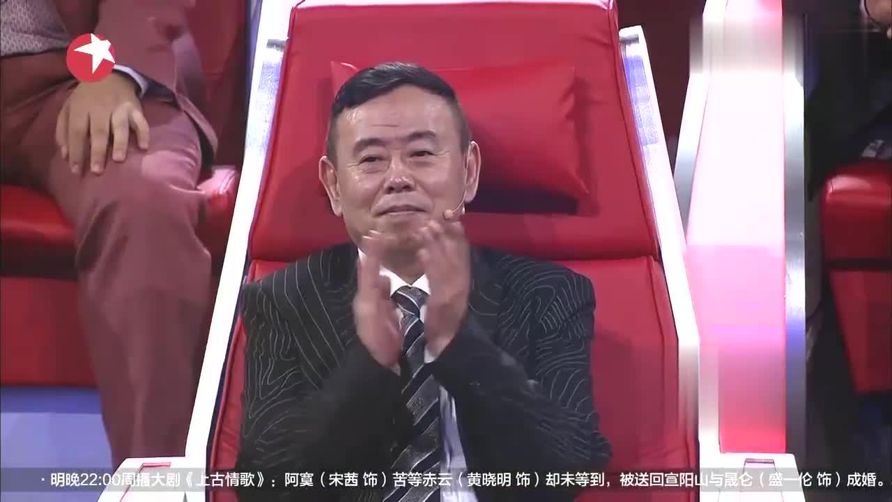 笑声传奇:宋晓峰获得极高票数,演的确实很好,配得上这个数