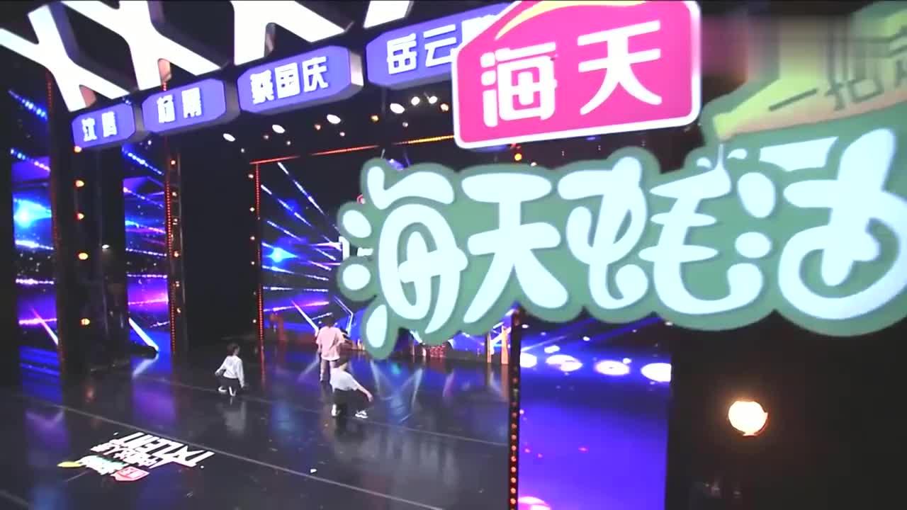 中国达人秀:跳时尚街舞胖女孩,自称是观察员沈腾的钢铁粉丝