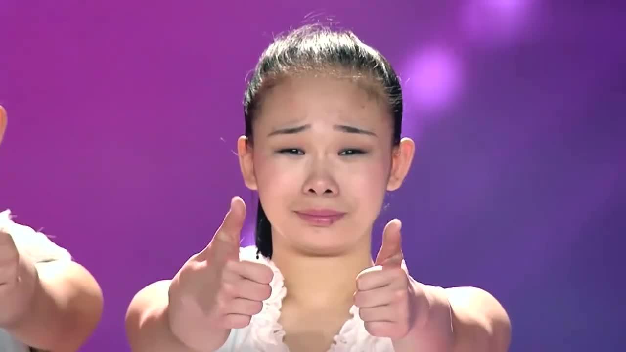 出彩中国人:6聋哑女孩出彩半决赛表演舞蹈,5位妈妈到场送温暖