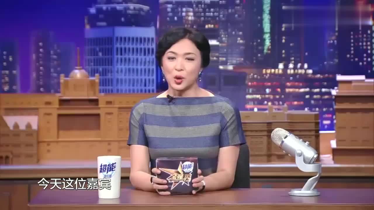 金星时间:金鹰女神赵丽颖应邀上金星秀,接受访谈