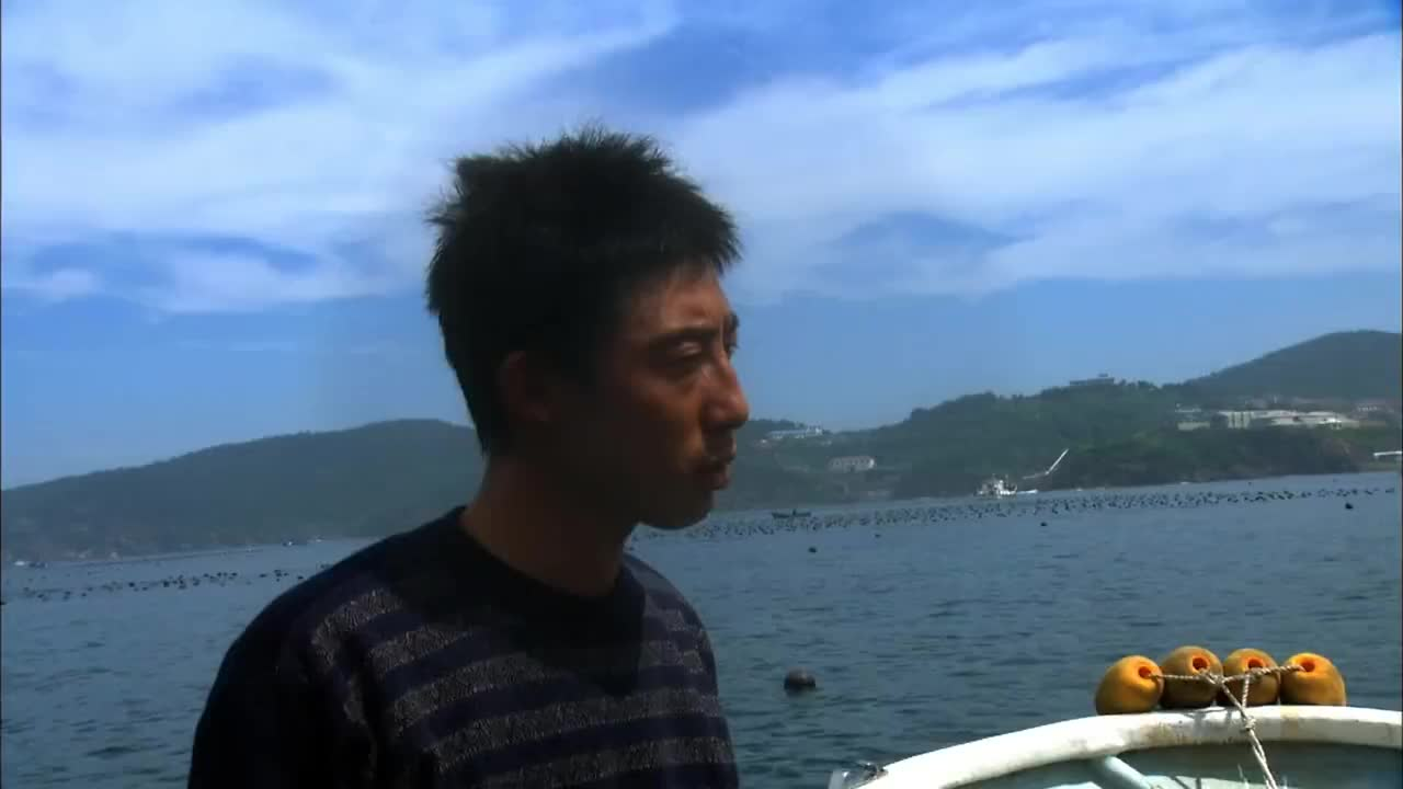 舌尖上的中国:獐子岛,海域里的副产富甲一方