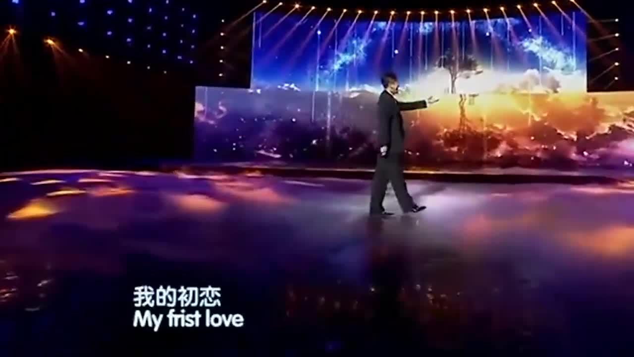 毛宁和瞿颖深情对唱《无尽的爱》,宛如热恋情侣,超好听