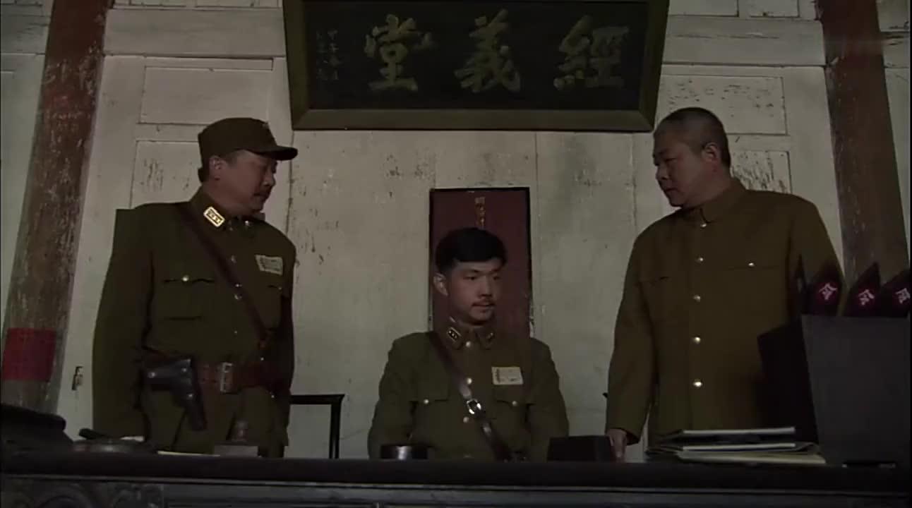 抗战剧:军事法庭正式开庭,炮灰团终于再见龙文章!