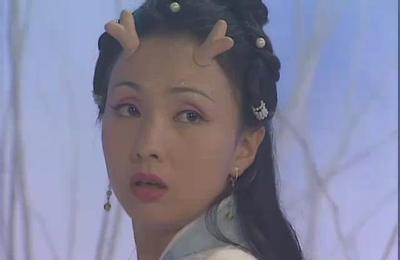 陶虹的小龙女,曹颖的霍水仙,宣萱的乌廷芳,何美钿的钟灵,谁美