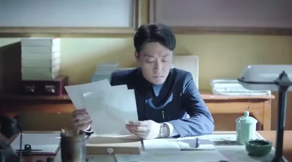 奔腾年代:冯主任寻找两人之间的交集,陈凯到车间找周铁锤算账