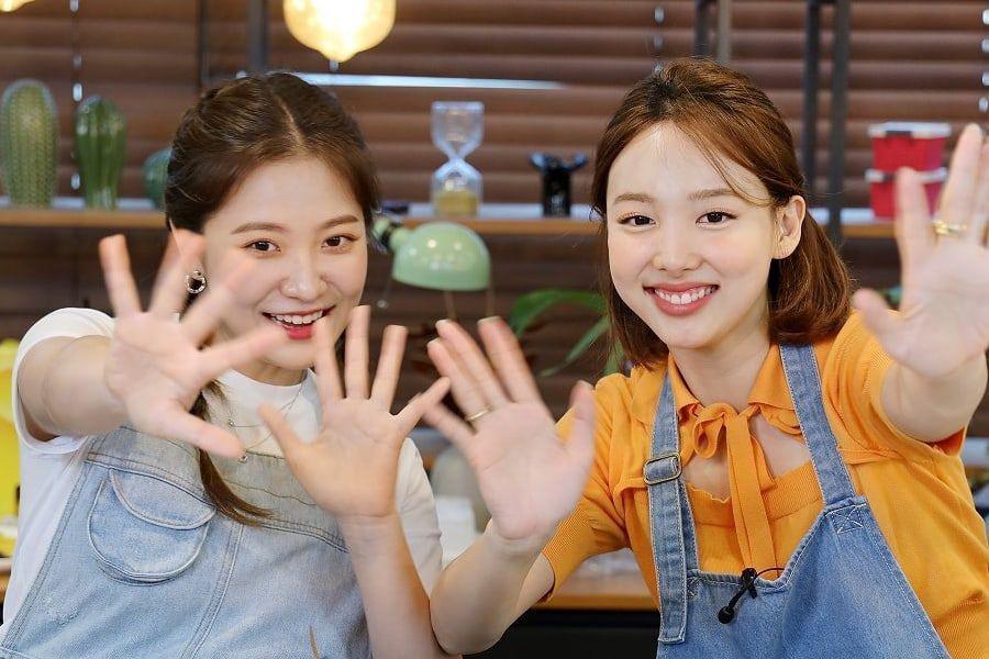 金艺琳和孙彩瑛在《金艺琳的房间》中深入探讨了她们的友谊