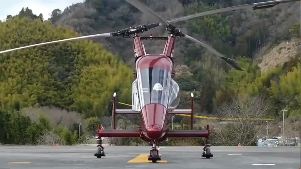 并列双旋翼的设计,简直是直升机界的奇葩
